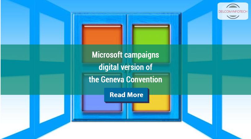 Microsoft campaigns