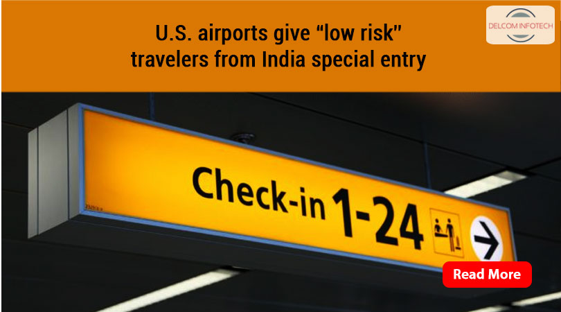 "U.S. airports give ""low risk"""