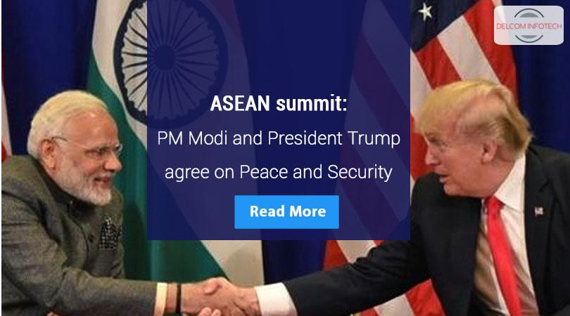 PM Modi and President Trump agree