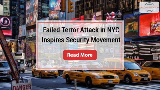 Failed Terror Attack in NYC