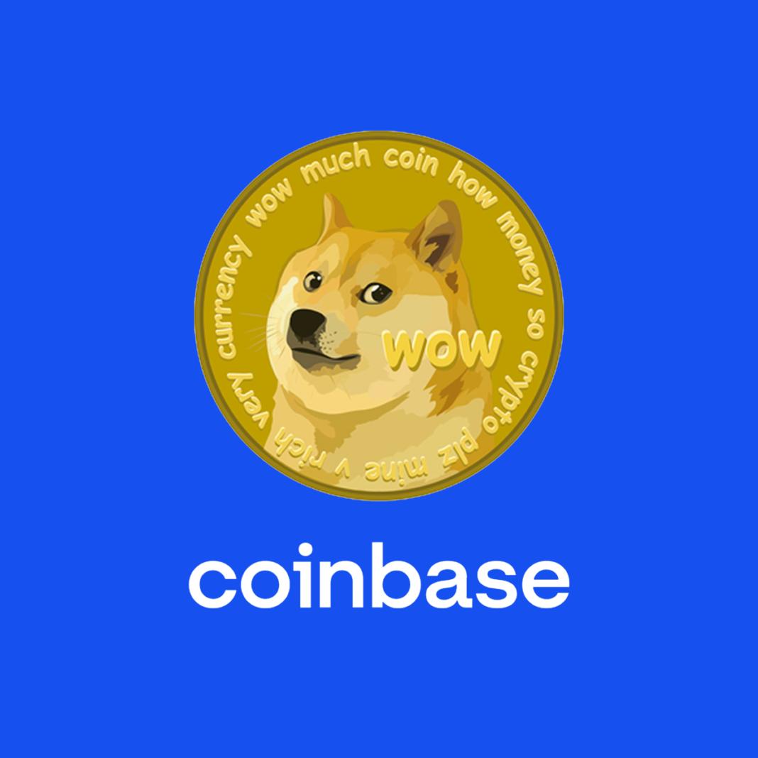 Dogecoin and Coinbase